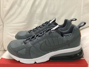 huge discount 430dc 99053 Details about Nike Air Max 270 Futura Cool Grey White Men's Size 9.5 New