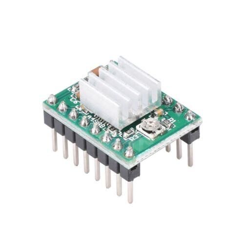 MODULO Driver A4988 1 asse per motori passo passo stepper stampante 3d Arduino