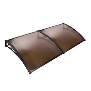NEW-1x2M-DIY-Window-Door-Awning-Canopy-Patio-UV-Rain-Outdoor-Cover-Sun-Shield-AU