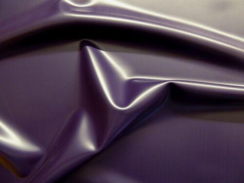 92 Cm Large secondes Latex Caoutchouc 0.33 Mm épais Violet