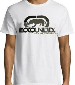 ECKO-UNTLD-AUTHENTIC-MEN-039-S-CREW-NECK-SHORT-SLEEVE-WHITE-T-SHIRT-SIZE-XL-70208