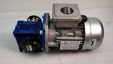 Moto Vario T71B-4 Induction Motor w/ Gear Reducer NMRV040