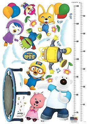Wall Deco Sticker PORORO WINTER 47-PPS58506 M
