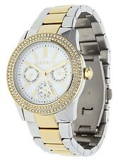 Esprit Damen Armbanduhr Peony gold ES103822015