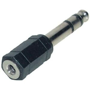 Klinken Stecker 6,3 Mm Audio Kupplung Komplette Artikelauswahl Buchse 3,5 Mm Klinken Adapter