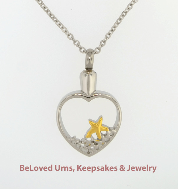 Urn collection on ebay for Fish cremation jewelry
