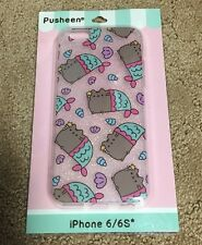 Pusheen Mermaid Facebook Cat iPhone 6/6S Case Gift New In Sealed Package!