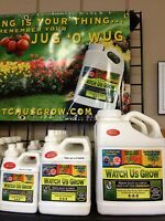 Watch Us Grow All Purpose Liquid Plant Food / Fertilizer