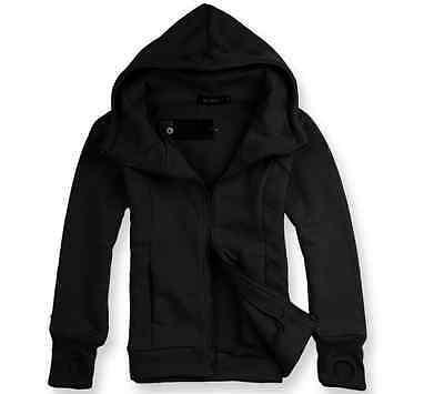 Hot Sale Korean men's slim fit hoodie sweater cardigan jacket coat/sweatshirt