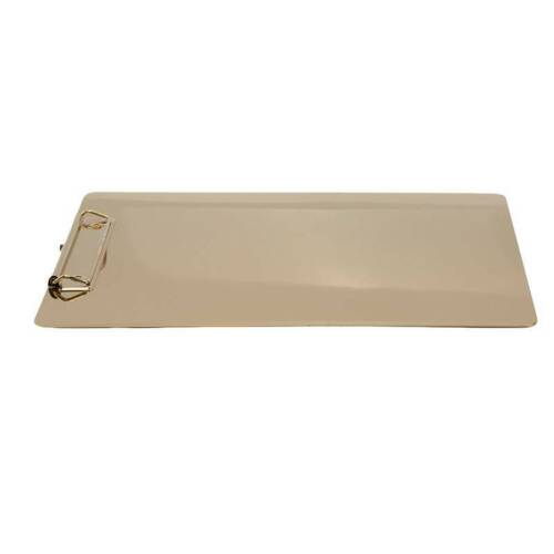 Stainless Steel Clipboard Document Business Financial School File Folder Tools Q