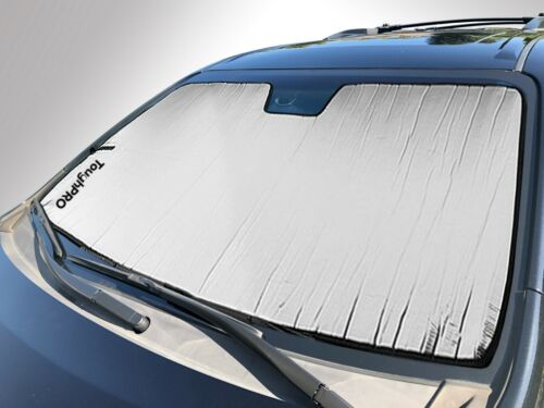 ToughPRO Windshield Sun Shade For Toyota Camry 2018-2020 With Sensor