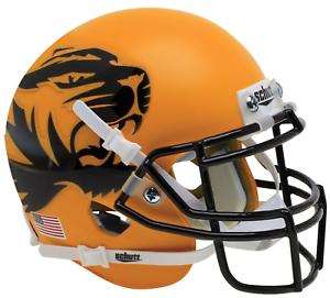 MISSOURI-TIGERS-NCAA-Schutt-XP-Authentic-MINI-Football-Helmet