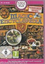 Magic Encyclopedia 2-Moon Light CD ROM USATO