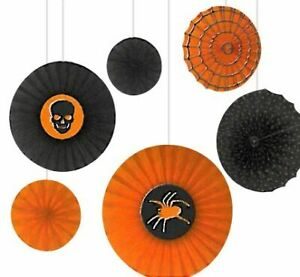 Halloween-Paper-Fan-Decorative-Hanging-home-Office-Decorations