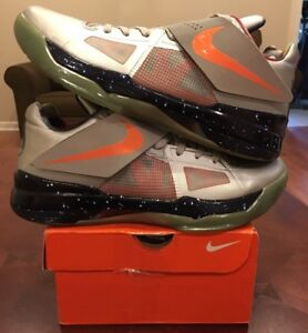 super popular 00858 f0924 Image is loading Nike-Zoom-Kd-4-Iv-Galaxy-All-Star-