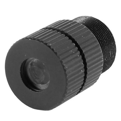 Reemplazo Negro Lente de tablero de longitud focal 25mm de camara de caja de CCT
