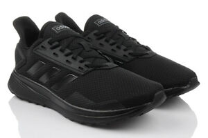 adidas DURAMO 9 HERRENSCHUHE SNEAKER TURNSCHUHE SPORTSCHUHE SCHUHE BLACK B96578