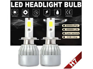 2x-AMPOULES-LED-KIT-H7-72W-BLANC-PUR-AUTO-MOTO-7600-LUMENS-FEU-PHARE-HID-XENON