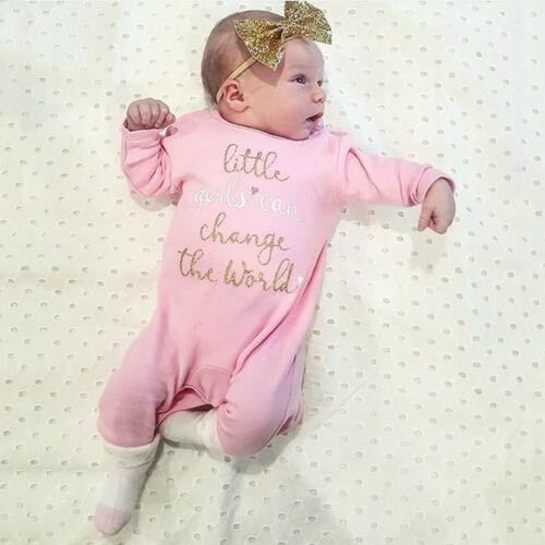 Recém-nascido Bebê Menina Macacão Body Macacão Macacão Infantil Roupa de Ku