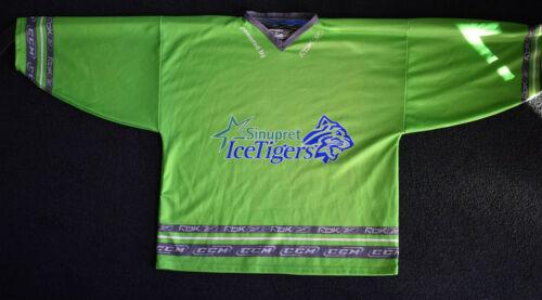 Ice Tigers Nürnberg Trainingstrikots Worn Jerseys