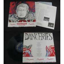 DANCERIES - Same Rare LP Japon Medieval Folk With Insert