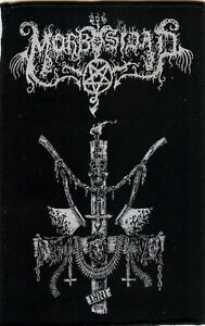 Morbosidad-Cross-Patch-Beherit-Sarcofago-Blasphemy-Revenge-Archgoat-Deiphago