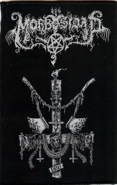 Morbosidad Cross Patch Beherit Sarcofago Blasphemy Revenge Archgoat Deiphago