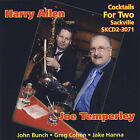 Cocktails for Two by Harry Allen/Joe Temperley (CD, Jul-2007, Sackville Recordings)