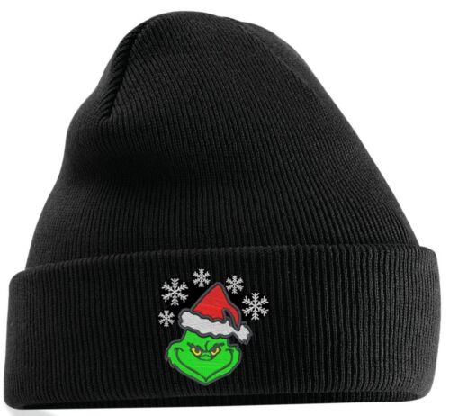 Grinch Inspiré Beanie Hat