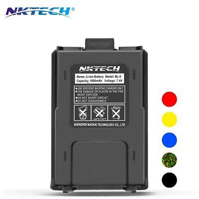 Li-ion High Capacity Battery 7.4V 3800mAh for Baofeng Pofung UV-5R UV-5RL BF-F9