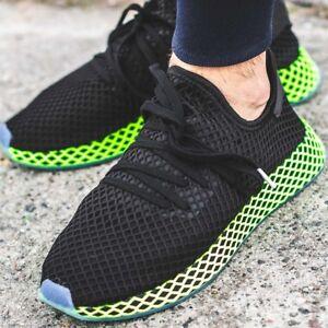 Das Bild wird geladen ADIDAS-DEERUPT-RUNNER-Herren-Herrenschuhe-Sneaker -Turnschuhe-Schuhe- aea62de8e9