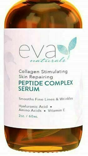 Eva Naturals Peptide Complex Serum For Anti Aging And Wrinkles 2oz For Sale Online Ebay
