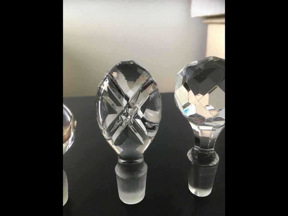 Glas, Prop til glasflaske
