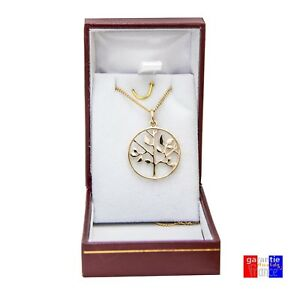 Gioielli di lusso Orologi e gioielli Collier pendentif arbre