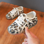 Casual Kids Boys Girls Canvas Pumps Trainers Sneaker Slip On Shoes Size7-3 E8214
