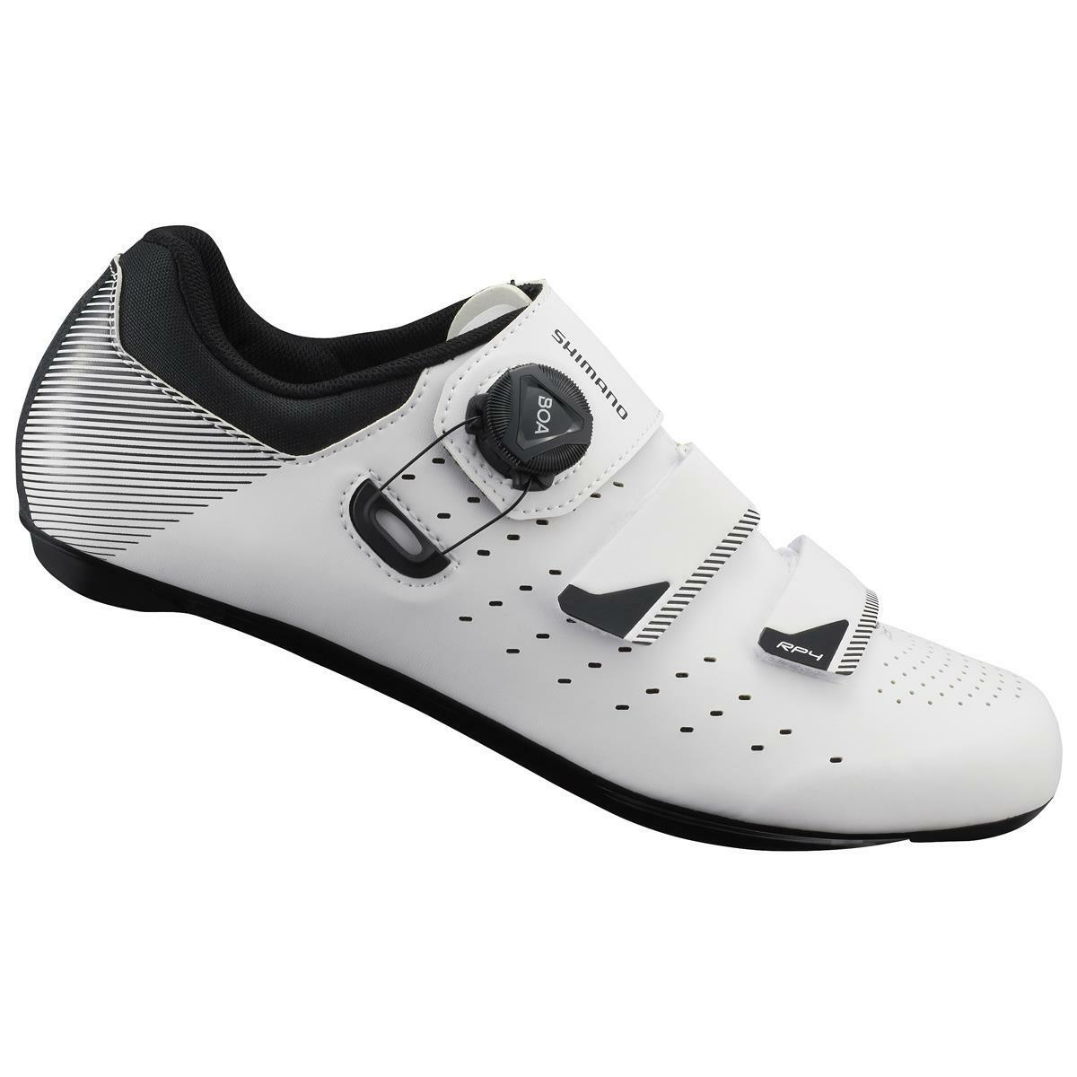 Running shoes rp400 sh-rp400sw white 2019 SHIMANO shoes bike