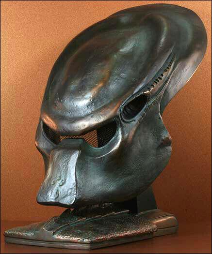 Projoator 2 Bio-Casco MásCochea Figura Estatua 1 1 Hollywood Collectibles grupo.