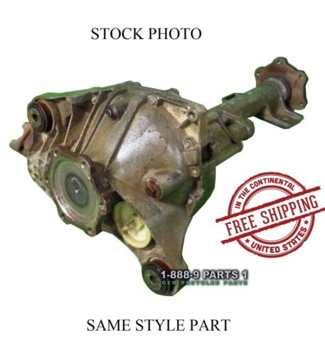FRONT CARRIER ASSEMBLY DIFFERENTIAL XL-7 04 05 06 SUZUKI VITARA  Stk# L47C31