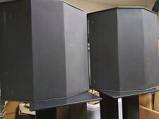 McINTOSH ENCEINTES HT-3 THX SURROUND SPEAKERS (PAIR) PAIRE ARRIERES OU LATERALES