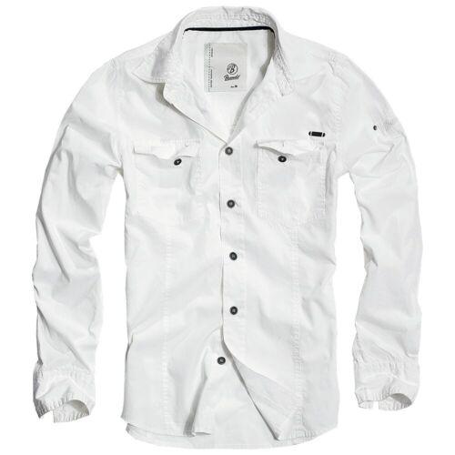 Brandit Herren Hemd  Men Shirt Langarm Slim Fit S M L XL 2XL 3XL NEU