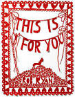 This is for You by Rob Ryan (Hardback, 2007)