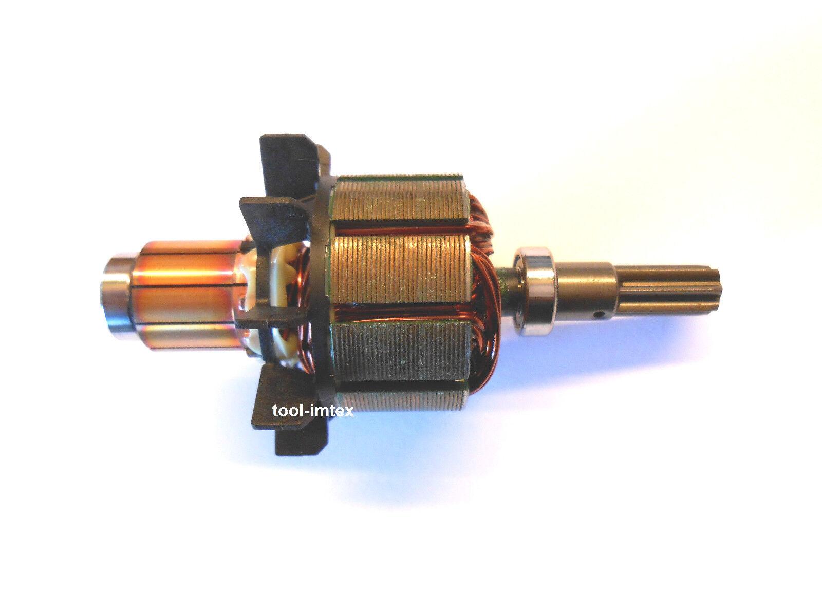 Makita Anker Rotor Motor 619375-2 619253-6 18 V (für BTW251 DTW251)