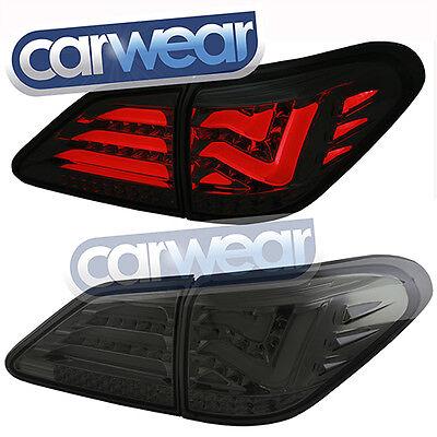 SMOKE LED LIGHTS LEXUS RX270 RX350 RX450h 09-13 / 14- LIGHT BAR TAIL LIGHTS