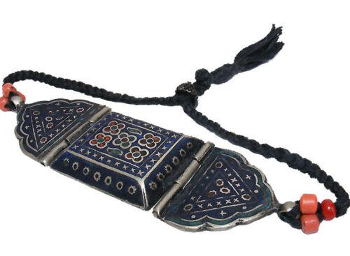 bazuband Emaille oberarm Amulette Multan Pakistan enamelled hinged bracelet