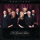 No Greater Love by The Heritage Singers (CD, Aug-2007, CD Baby (distributor))