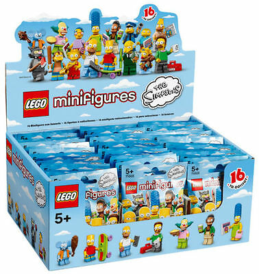 SIMPSONS 71005 MINIFIGURES LEGO serie scegli la tua MINI FIGURE NEW IN Packet *