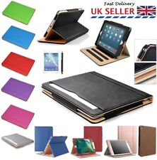 "Luxury Magnetic Leather Stand Flip Case For iPad 2 3 4 Air 3 10.5"" iPad 5 6 mini"