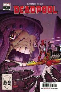 Deadpool-3-Skottie-Young-Marvel-Comics-1st-Print-2018-unread-NM