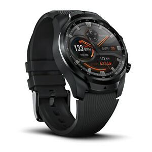 Ticwatch Pro 4G/LTE Smartwatch 1GB RAM,Dual Display, Sleep Tracking, Swim-Ready