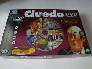 Cluedo-DVD-Brettspiel
